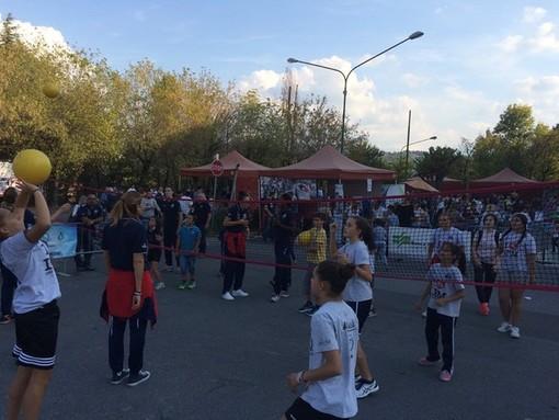 Volley - Domenica 23 settembre la Lpm Bam Pallavolo Mondovì parteciperà a Sport in Piazza