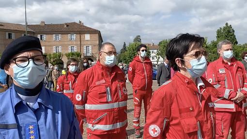 L'intervista al dottor Brancatello negli spazi della CRI di Mondovì non era autorizzata