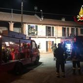 Fuga di gas ed esplosione in strada Canavere a Savigliano: due persone ferite