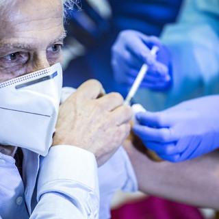 Oggi 5.838 persone hanno ricevuto il vaccino anti-Covid in Piemonte