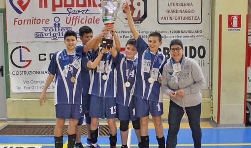 Volley giovanile: Vbc Mondovì e Villanova, la collaborazione prosegue