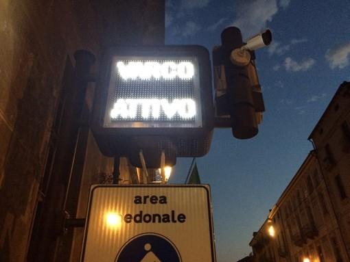 Da oggi la ZTL di Cuneo torna ad essere attiva dalle 20.30