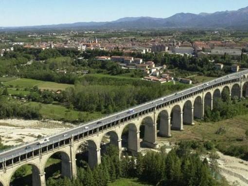 Il viadotto Soleri di Cuneo