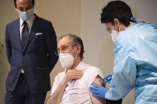 Le vaccinazioni in Piemonte oggi hanno superato quota 25mila