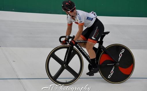 """Racconigi Cycling Team: Valentina Basilico protagonista alla """"Cinque Sere Internazionale di Pordenone"""""""