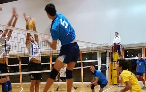 Volley maschile U18 - Primo stop stagionale per il Villanova VBC Mondovì