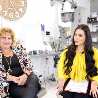 Make Appeal: nella settima puntata protagonista il salone da parrucchiere di Virginia Lenza a Trucchi di Morozzo