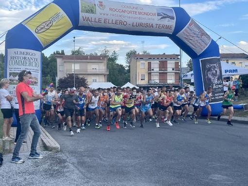 Oltre 200 i partecipanti alla Villanova 8 run: record di tracciato per Gianluca Ferrato