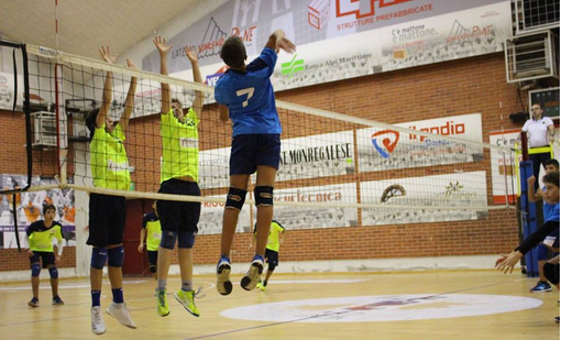 Volley maschile U14 - Niente da fare per il Villanova VBC Mondovì contro la capolista Parella