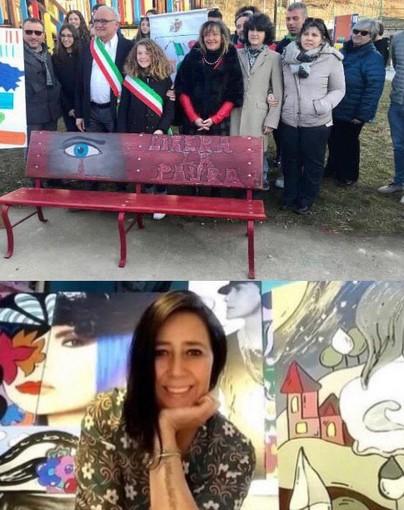 Vicoforte contro la violenza sulle donne con le opere delle artiste Carla Tomatis e Katia Delpiano