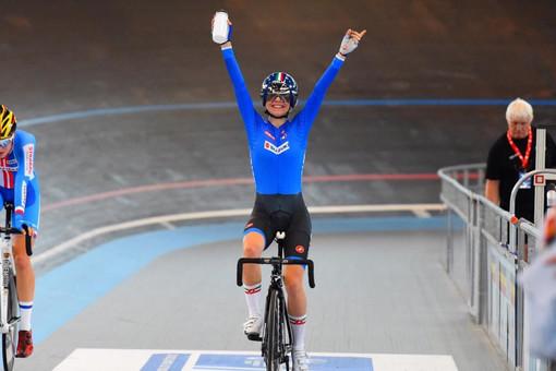 Racconigi Cycling Team - Matilde Vitillo convocata ai Mondiali pista dopo la sfortuna agli Europei strada