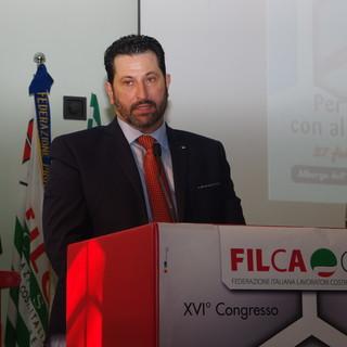 """Battaglia (Filca Cisl): """"Vigileremo perché nei luoghi di lavoro vengano applicati e rispettati i decreti"""""""