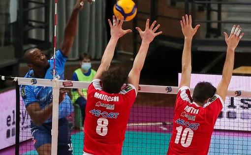 Volley maschile A2, ecco il calendario della regular season: Cuneo e Mondovì sfideranno Cantù e Santa Croce nel primo turno