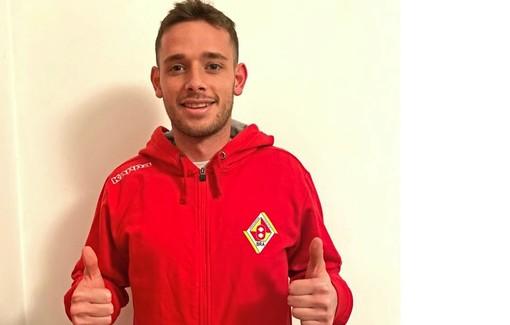 Serie D: il centrocampista Marco Hoxha è un nuovo calciatore del Bra
