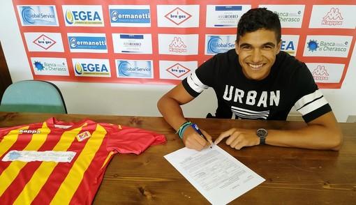 Serie D: il centrocampista Zakaria Daqoune passa al Bra